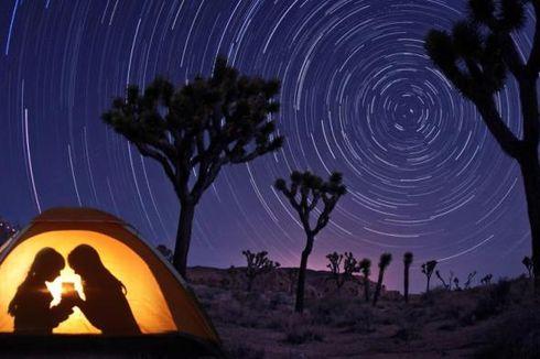 Yuk Berkemah di Bawah Bintang, Menata Ulang Jam Biologis