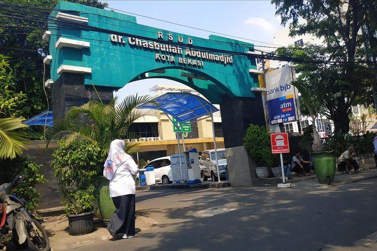 RSUD dr. Chasbullah Abdulmadjid Kota Bekasi
