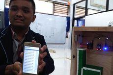 Mahasiswa Ciptakan Pendeteksi Asap di Toilet KA di Ponsel, Pintu Bisa Otomatis Terkunci