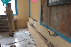 251 Rumah Rusak akibat Pergerakan Tanah di Ciamis