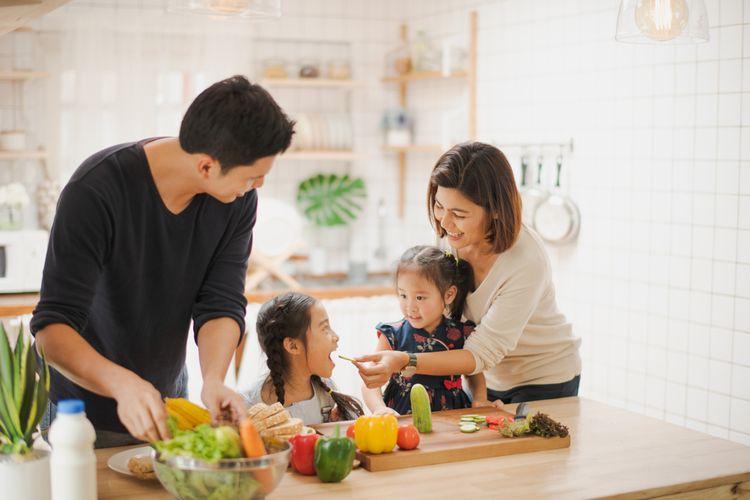 menjaga kesehatan menjadi salah satu upaya agar tubuh tetap sehat