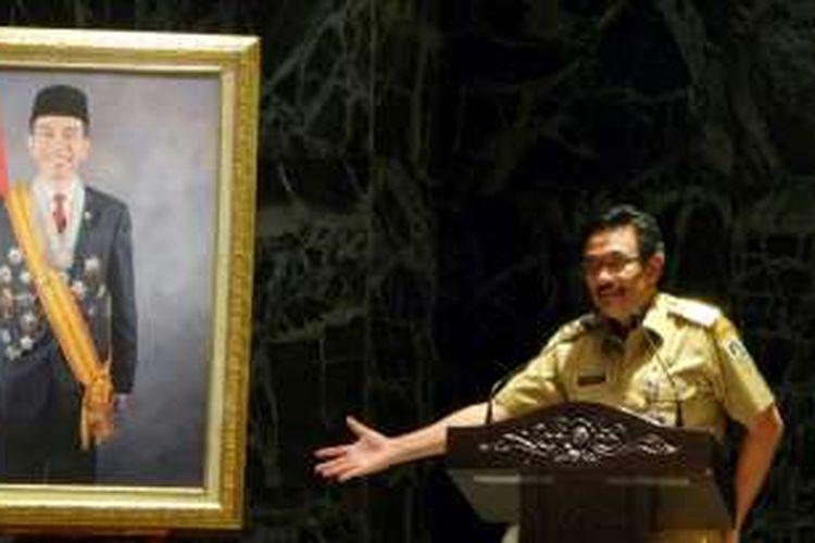 Wakil Gubernur DKI Jakarta Djarot Syaiful Hidayat.