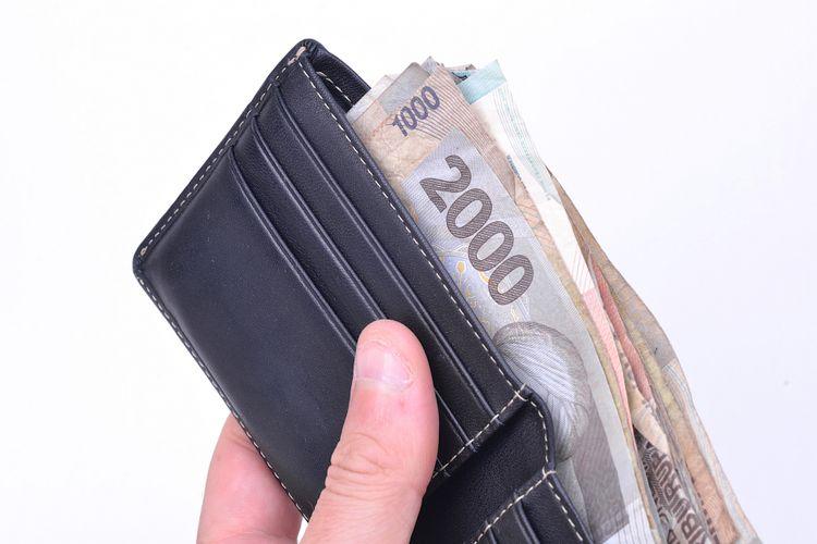 ketika anak curi uang dari dompet