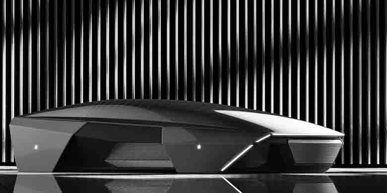Apple Car 2076.