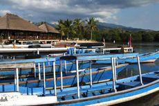 Wisatawan Keluhkan Dermaga ke Pulau Menjangan Terputus