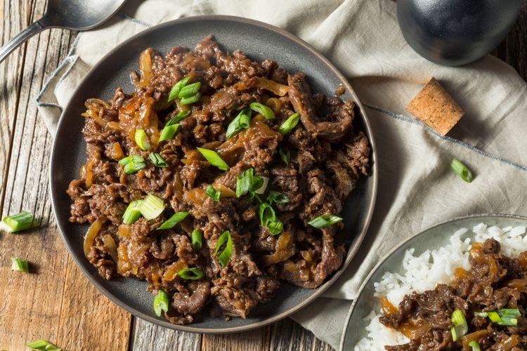 Resep Beef Bulgogi Daging Sapi Panggang Khas Korea