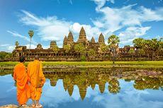 Akibat Pandemi Virus Corona, Kunjungan Wisatawan ke Kamboja Anjlok 76 Persen