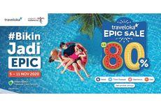 Traveloka Epic Sale Kembali Hadir, Manfaatkan untuk Staycation di 5 Destinasi Favorit Ini!