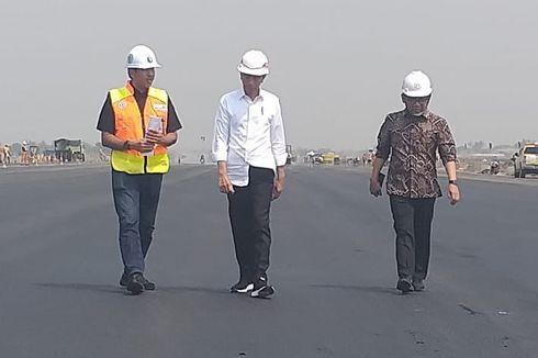 Runway 3 Bandara Soekarno-Hatta Akhirnya Didarati Penerbangan Komersial