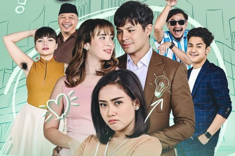 Poster film 9 Bulan.