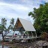 Rumah Apung untuk Wisatawan di Bawean Rusak Dihempas Ombak