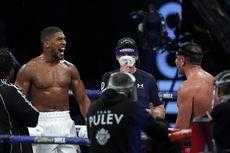 Anthony Joshua Ingin Hadapi Tyson Fury di Stadion Wembley