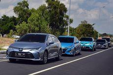 Toyota Sebut Bakal Ada Mobil Hybrid Produksi Lokal