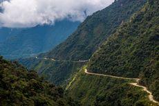 North Yungas Bolivia, Jalan Paling Mematikan di Dunia