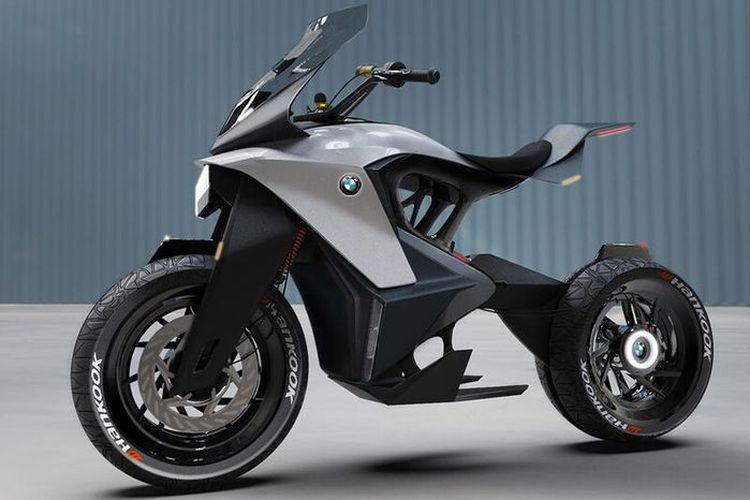 Konsep BMW D-05T
