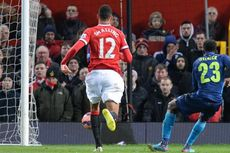 Jadwal Siaran Langsung: Manchester United vs Arsenal