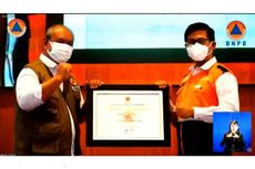 BAZNAS Terima Penghargaan Kebencanaan dari BNPB