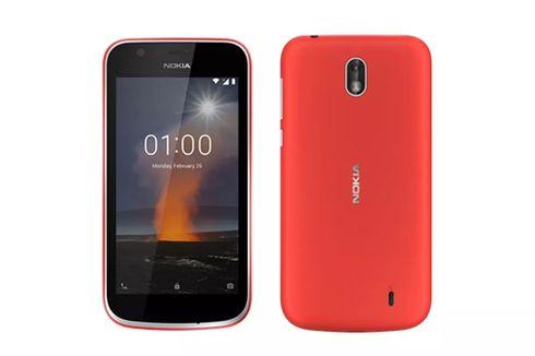 Resmi di Indonesia, Nokia 1 Dijual di Bawah Rp 1 Juta