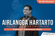 INFOGRAFIK: Profil Airlangga Hartanto, Menko Perekonomian