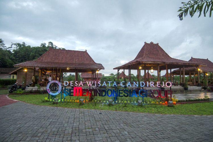 Desa Wisata Candirejo di Kabupaten Magelang