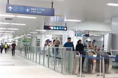 Listrik Padam, Seluruh Penumpang MRT Berhasil Dievakuasi