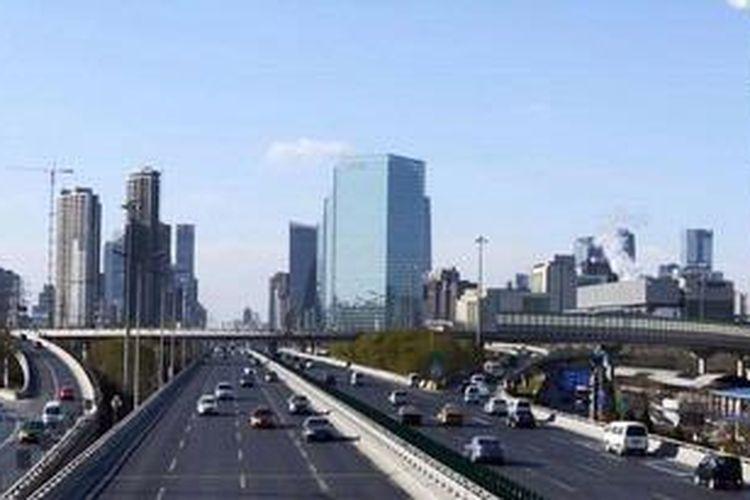 Beijing membuat aturan baru guna mengendalikan praktik pra penjualan properti.