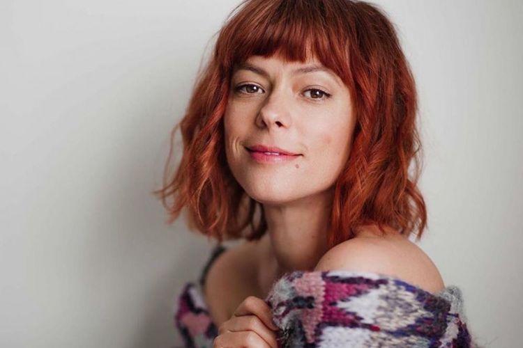 Penyanyi asal Australia, Lenka Eden Kripac.