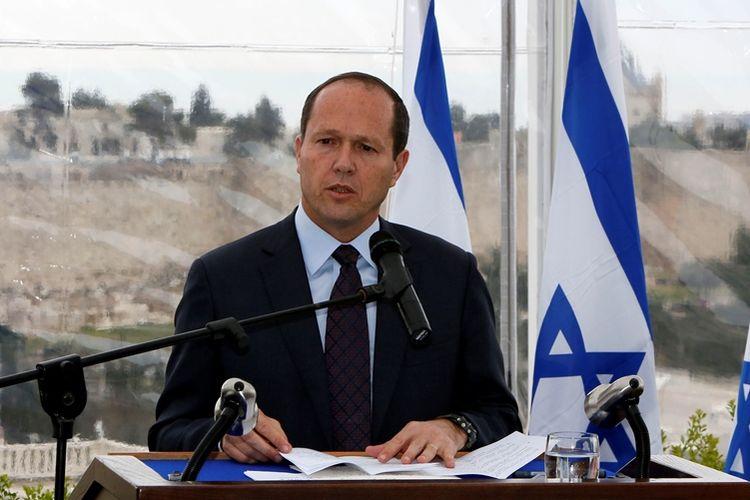 Wali Kota Yerusalem Nir Barkat