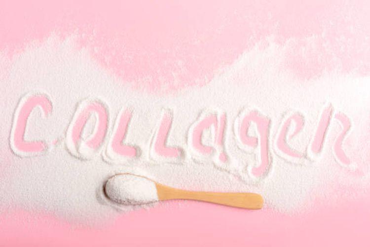 suplemen kolagen.