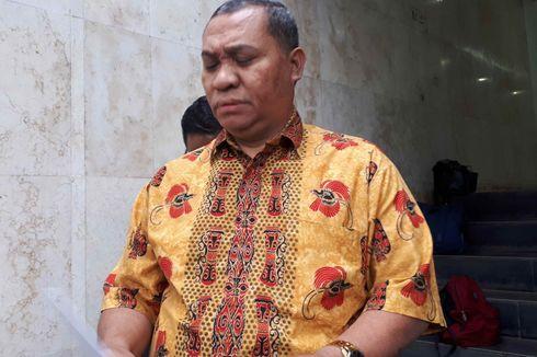 Soal Dugaan Penganiayaan Pegawai KPK, Sekda Papua Minta Pemeriksaa Ditunda