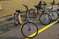 Pemprov DKI Bakal Tambah Layanan Bike Sharing di Ibu Kota
