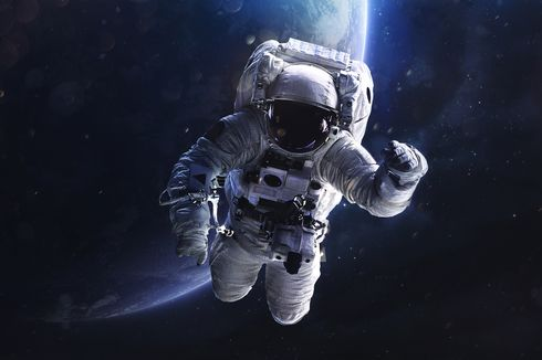 Begini Cara Astronot Muslim Salat dan Puasa di Luar Angkasa