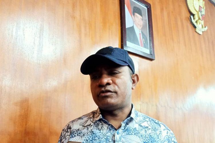 Wakil Bupati Asmat Thomas Eppe Safanpo
