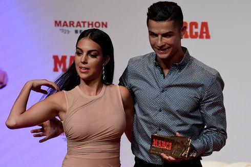 Momen Cristiano Ronaldo dan Pasangan Olahraga di Luar Rumah Saat Wabah Corona
