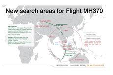 Mencari Motif Hilangnya Pesawat Malaysia Airlines