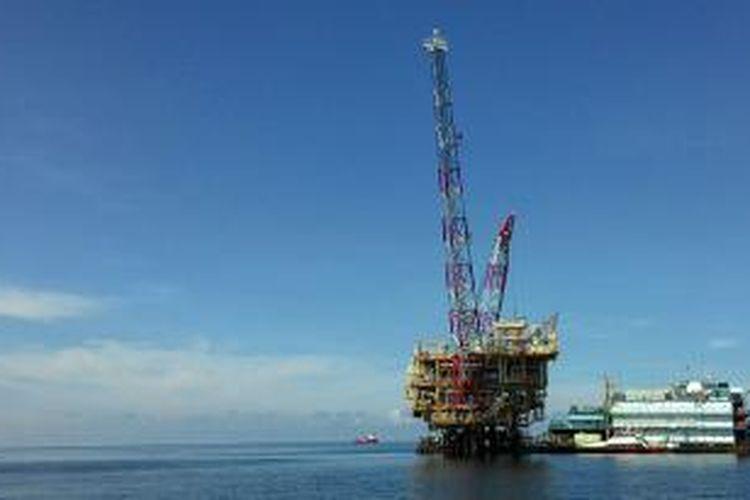 Platforms atau anjungan lepas pantai  milik TEPI berada di lapangan gas Jempang dan Metulang. Rig pengeboran gas akan masuk ke sini pada 21 April 2015. Jempang dan Metulang merupakan proyek ketiga TEPI di  South Mahakam. Anjungan ini terdiri di tengah laut yang jaraknya 35 Km dari Balikpapan.