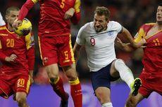 Inggris Vs Montenegro, Pesta 7 Gol, The Three Lions Lolos ke Euro 2020