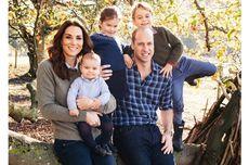 Akankah William dan Kate Langgar Tradisi Kerajaan soal Sekolah Anak?
