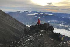 Pendakian Gunung Kerinci Buka Lagi, Waktu Camping Terbatas Satu Hari