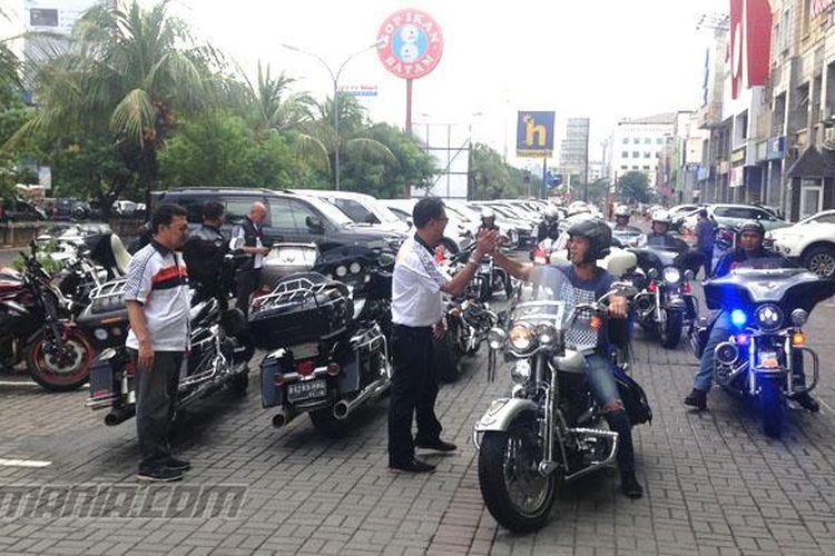 Motor Besar Club Indonesia akan adakan Jakarta Bike Week 2017.