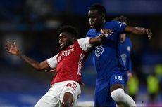 Hasil Liga Inggris Chelsea Vs Arsenal, The Gunners Menangi Derbi London