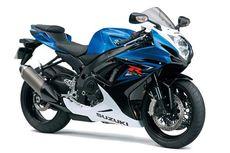 Suzuki GSX-R600 dan R750 Bakal Lebih Dahsyat