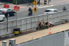 Pembangunan Depo MRT Terhambat Izin Kemenpora