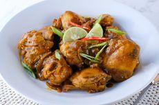 Resep Ayam Goreng Mentega Lada Garam buat Sahur Keluarga