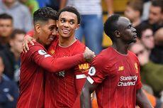 Liverpool Vs Man United, Trio Setan Merah Lebih Subur Dibandingkan Trio The Reds