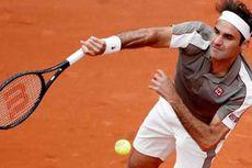 French Open 2020, Roger Federer Absen di Roland Garros karena Cedera Lutut