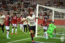 Kata Olivier Giroud soal Duet dengan Ibrahimovic dan Takdir AC Milan