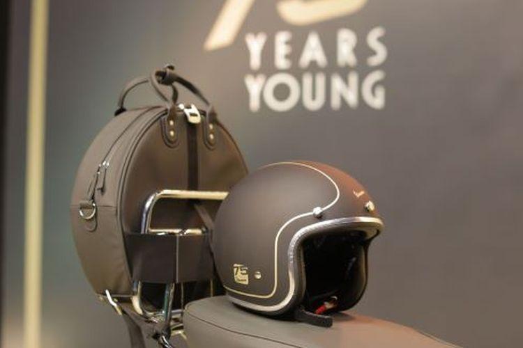 Vespa 75th Anniversary Limited Edition.