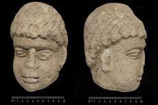 Remaja 19 Tahun Temukan Patung Dewa Berusia 1.800 Tahun