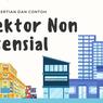 Pengertian Sektor Non Esensial dan Contohnya